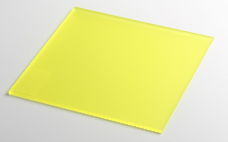 PERSPEX Citrus Yellow 2T07 (3mm) 3050×2030mm